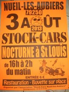 NUEIL LES AUBIERS 3 et 4 AOUT 2013... NOCTURNE A ST LOUIS!!!  dans 1- Saison 2013 1003297_10200867907491777_1581353253_n-225x300