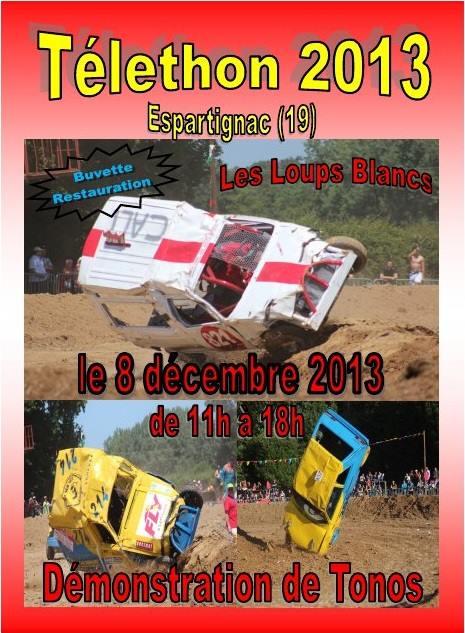Téléthon 2013 : Démo de Tonneaux à Espartignac!! dans 1- Saison 2013 1450953_614637251910844_1398178185_n